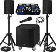 dj sets dj anlagen sound systems. Black Bedroom Furniture Sets. Home Design Ideas