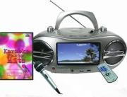 Karaokeanlage / Karaoke-Set / Karaoke-Anlage