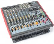 Power Dynamics PDM-S1203A 12-Kanal Power-Mixer mit DSP, MP3 und USB