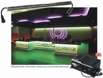 LED R�hren / LED Stableuchten Set