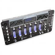 Skytec STM-3006 6-Kanal-Mischpult mit 2 Zonen