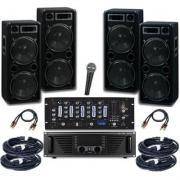Musikanlage / PA-System 4000