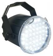 Beamz LED-Stroboskop weiß