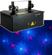 Laserworld ES-800S RGB 3D Showlaser / Laseranlage
