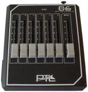 PTL C6 DMX-Steuerung / DMX-Controller