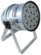 PTL - PAR-64 RGBW LED 15x8W High Power LED Strahler