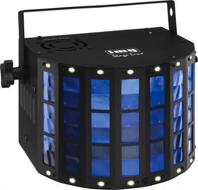 IMG Stage Line LED-162RGBW LED-Lichteffekt / LED-Effekt