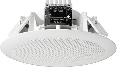 Monacor EDL-156 wetterfester ELA-Deckenlautsprecher