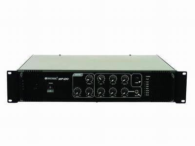 100 Volt ELA-Misch-Verstärker OMNITRONIC MP120