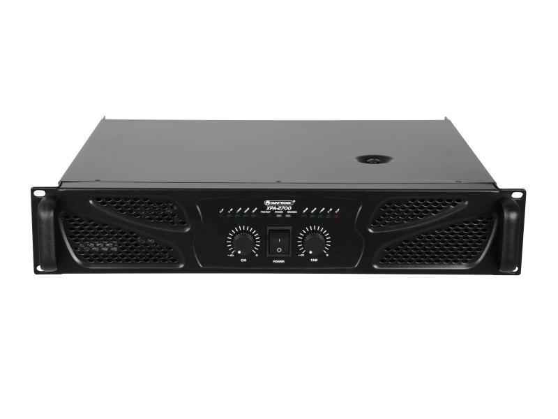 OMNITRONIC XPA-2700 Endstufe