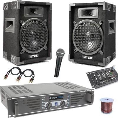 Musikanlage / PA-Anlage 500