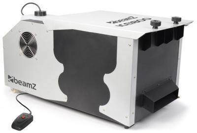 Beamz ICE1800 Bodennebelmaschine / Boden-Nebler 1800 Watt
