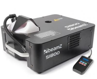 Beamz S-1800 Nebelmaschine 1800 Watt