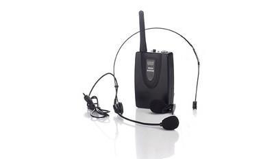 Funk-Headset für mobile Musikanlage / Beschallungsanlage MSS-100i