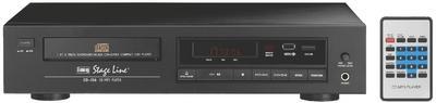 IMG Stage Line CD-156 CD-Spieler mit USB und MP3