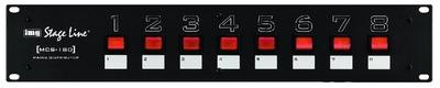 IMG Stage Line MCS-180 Rack-Steckdosenleiste / Schalt-Board
