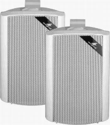 IMG Stage Line MKS-34/WS Wandlautsprecher / Lautsprecher mit Wandhalterung