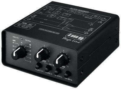 IMG Stage Line MPA-102 Mikrofon-Vorverstärker / Preamp