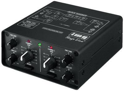 IMG Stage Line MPA-202 Mikrofon-Vorverstärker / Preamp
