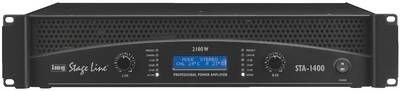 IMG Stage Line STA-1400 PA-Verstärker / PA-Endstufe