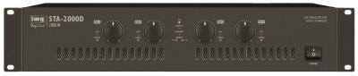 IMG Stage Line STA-2000D digitaler PA-Verstärker / 4-Kanal-Digitalendstufe