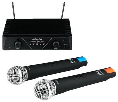 IMG Stage Line TXS-812SET Mikrofonsystem /Funkmikrofon