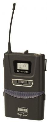 IMG Stage Line TXS-865HSE Taschensender / Gürtelsender