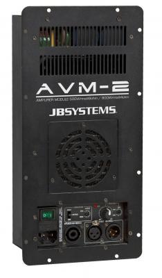 JB Systems AVM-2 Verstärkermodul