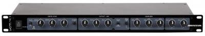 JB Systems KM4.1 Echo Effektgerät mit integrierten Audiomischpult
