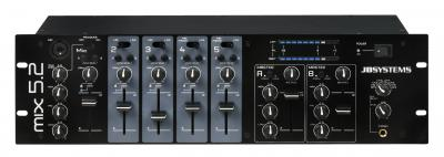 JB Systems MIX 5.2 Mischpult / Mixer