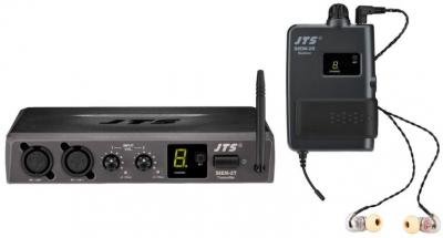 JTS SIEM-2/5 In-Ear-Monitoring-System