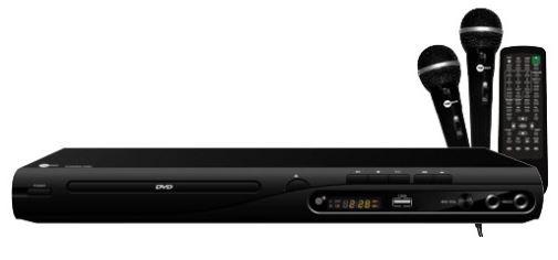 Karaoke-Player / Karaokeplayer MPMAN XVDK800HDMI