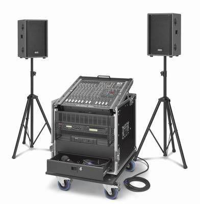 Kompakte Beschallungsanlage / Beschallungssystem PCS-600