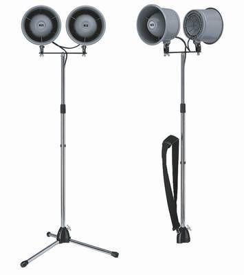 Lautsprecherstativ und Trägergarnitur komplett