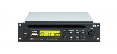 Mipro CDM-3A - CD-Player/Recorder für MA 505/ 705/ 708/ 808