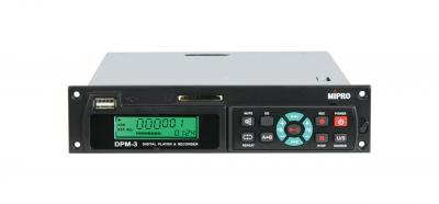 Mipro DPM-3 - USB/SD-Player/Recorder für MA 505/ 705/ 708/ 808