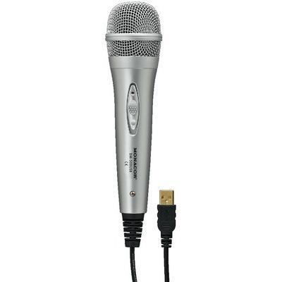 Monacor DM-500USB Dynamisches Mikrofon mit USB-Anschluss