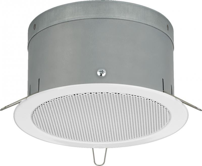 Monacor EDL-165C/WS ELA-Deckenlautsprecher