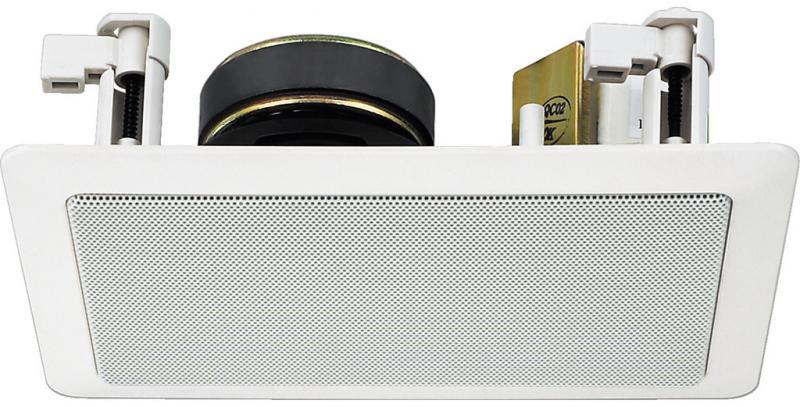 Monacor ESP-15/WS ELA-Hi-Fi-Wand- und Deckenlautsprecher