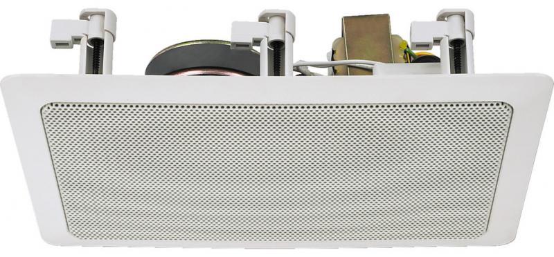 Monacor ESP-17/WS ELA-Hi-Fi-Wand- und Deckenlautsprecher