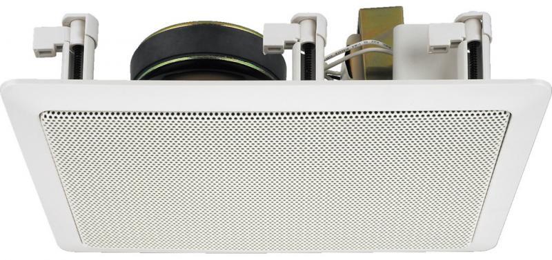 Monacor ESP-22/WS ELA-Hi-Fi-Wand- und Deckenlautsprecher