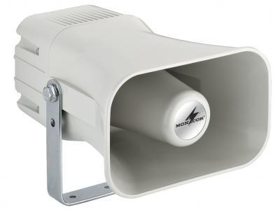 Monacor IT-15EN 100 Volt ELA Druckkammerlautsprecher / Horn