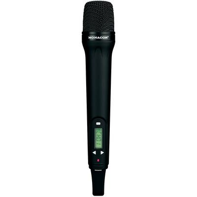 Monacor TXA-800HT Handmikrofon / Funkmikrofon für TXA-800, TXA-800CD und TXA-802CD