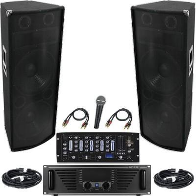 musikanlage pa anlage 2800 sound systems. Black Bedroom Furniture Sets. Home Design Ideas