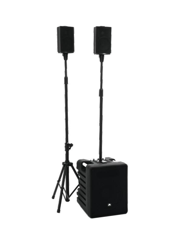 Omnitronic ACS-510 Aktivsystem