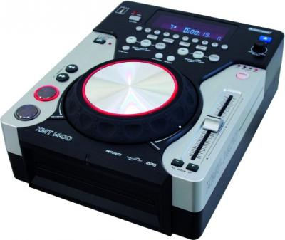 OMNITRONIC XMT-1400 Tabletop-Player mit Scratch-Funktion