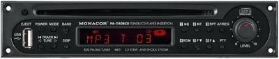 PA-1140RCD  RDS-Tuner-/CD-Spieler-Einschub mit USB