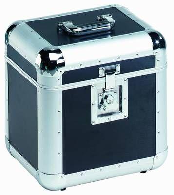platten case roadinger alu 75 25 sound systems. Black Bedroom Furniture Sets. Home Design Ideas