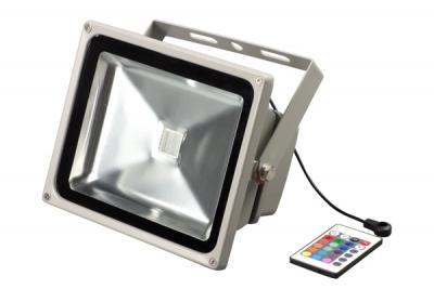 PTL LED Outdoor Flood 60W RGB LED-Fassadenscheinwerfer / LED-Gebäudebeleuchtung