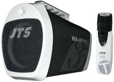 Transportables Verstärkersystem / tragbares Beschallungssystem JTS WA-35